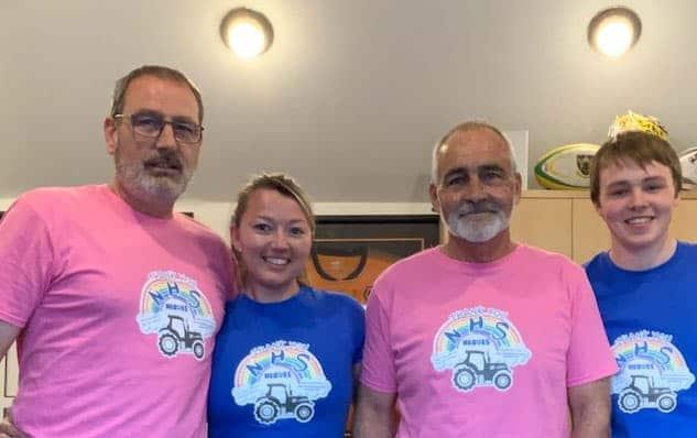 Adam Hewitt Ltd NHS fundraising appeal three