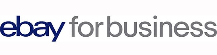 eBay UK webinars with collision repairers and Aviva Insurance ebay logo