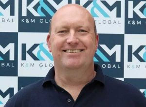 Dronsfields founder, Steven Dronsfield, announces expansion of his new operation, K&M Global Ltd. feat