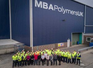 MBA Polymers UK announced as Finalist at the Awards for Excellence in Recycling & Waste Management 2020 feat