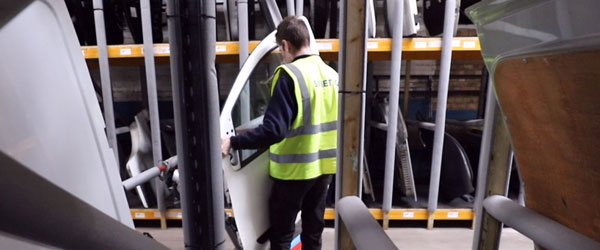 SYNETIQ achieves the VRA UK Standard for Green Parts f one-two