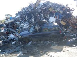 Portland Scrap Metal fined for keeping waste vehicles p