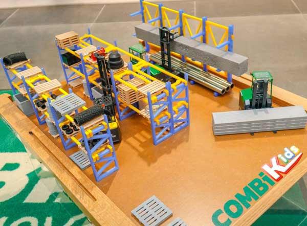 Award-Winning Company, Combilift & Award-Winning Author, Emer Conlon – A Great 'Combination feat
