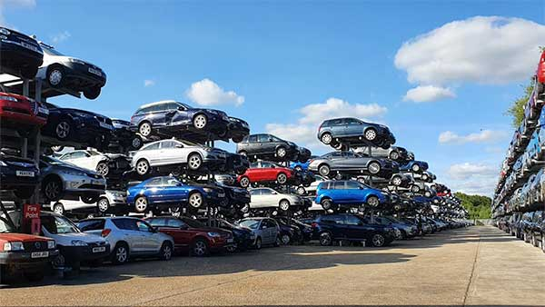 Silverlake Automotive Recycling Awarded VRAC Certified Vehicle Recycler Certification p three