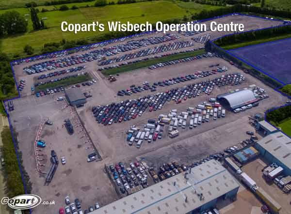 Copart announces expansion plans in Cambridgeshire feat