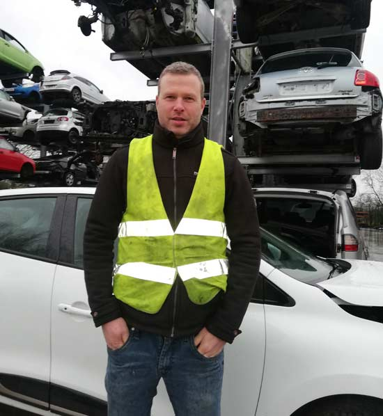 Ecopart: ever-evolving to stay ahead in vehicle recycling feat one