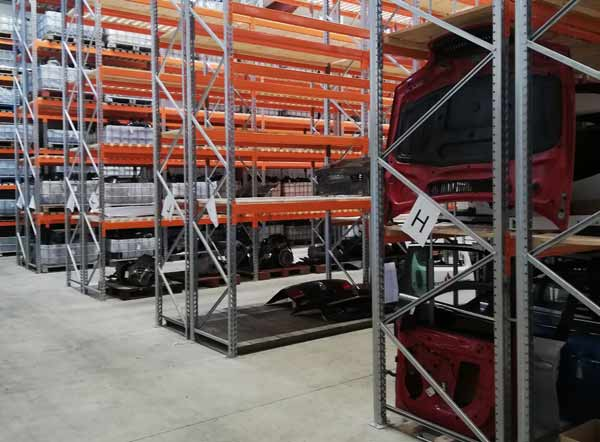 Ecopart: ever-evolving to stay ahead in vehicle recycling p six