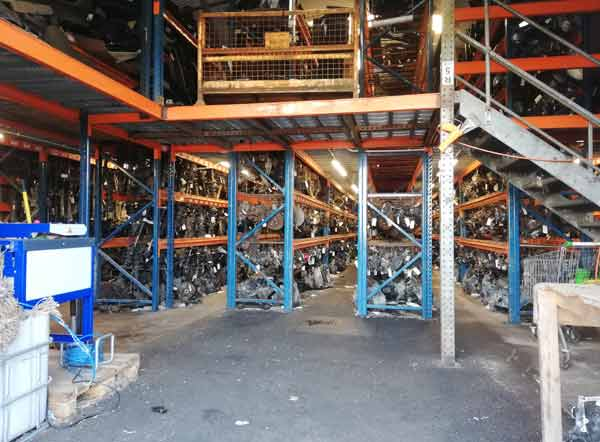 Ecopart: ever-evolving to stay ahead in vehicle recycling p three