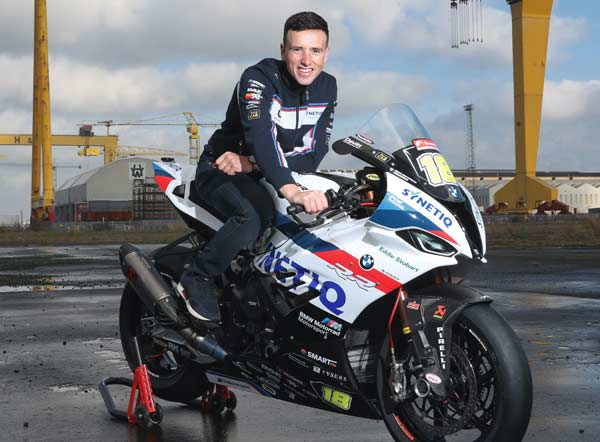 SYNETIQ BMW Motorrad Riding to victory in 2021 feat