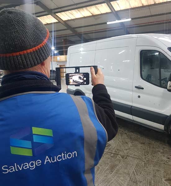 CD Salvage Auctions: Digital transformation opens up new ways of working feat one