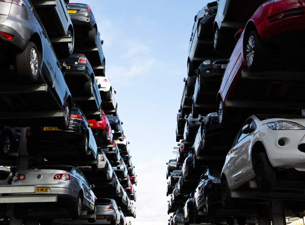 Charles Trent celebrates 95 years in vehicle recycling feat
