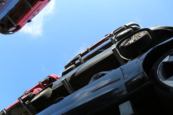 Charles Trent celebrates 95 years in vehicle recycling p four