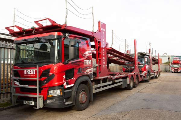 Charles Trent celebrates 95 years in vehicle recycling p one
