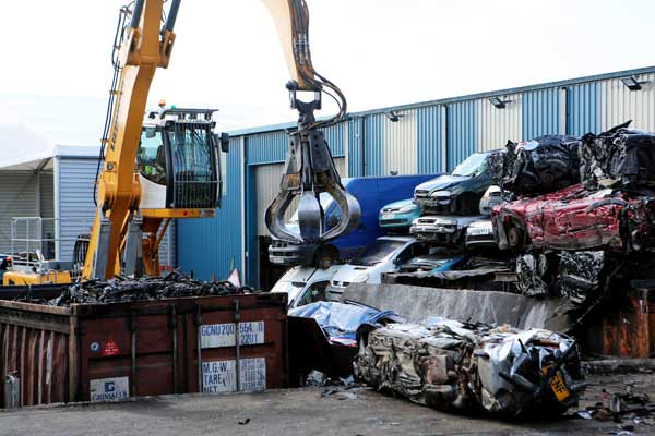 Charles Trent celebrates 95 years in vehicle recycling p six