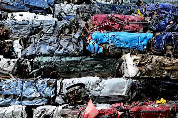 Charles Trent celebrates 95 years in vehicle recycling p three