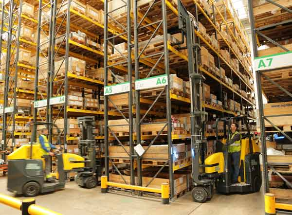 Combilift launch new Aisle Master Order Picker: Aisle Master-OP feat