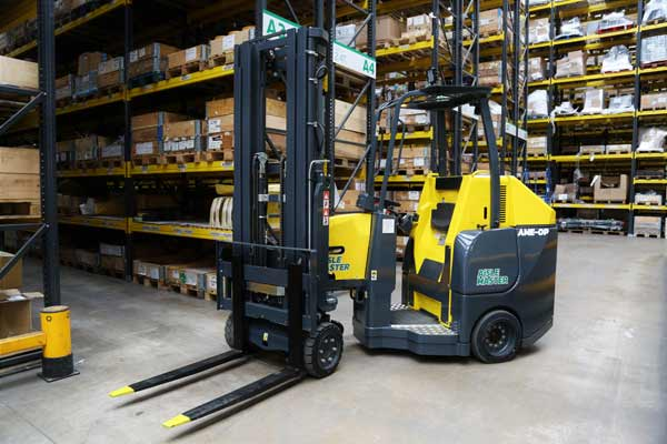 Combilift launch new Aisle Master Order Picker: Aisle Master-OP p two