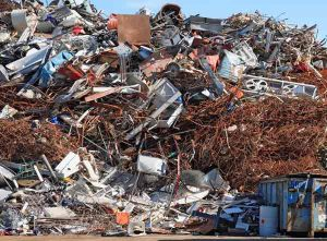 EA - Lowest number of active illegal waste sites recorded since data began in 2009/10 feat