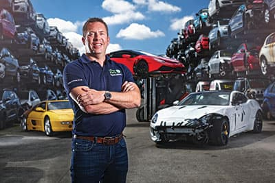 Expected increase in vehicle repair Ian Hill post