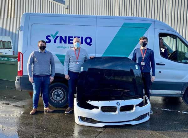 National Apprenticeship Week: SYNETIQ invests in the future feat