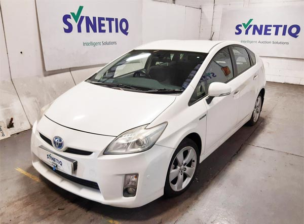 New EV-dismantling facility helps SYNETIQ to enhance sustainable motoring solutions p two