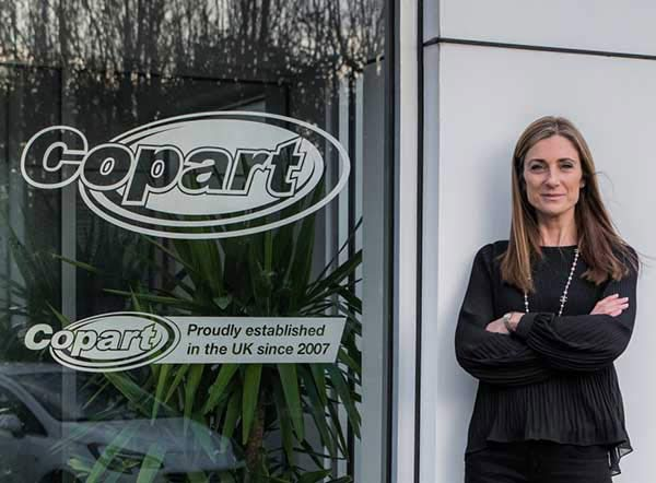 Copart Awarded CCA Global Standard Year 2 Accreditation p one