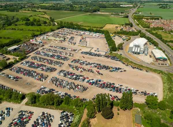 Copart announces expansion plans in Bedfordshire feat