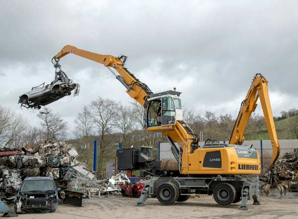 Liebherr Rental completes £10 million fleet upgrade and expansion feat