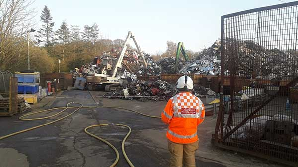 Auto Recyclers - Are you fire ready? p two