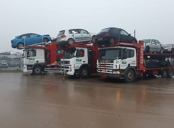 Efficiency at the core of DLH Auto Recyclers Ltd expansions fleet