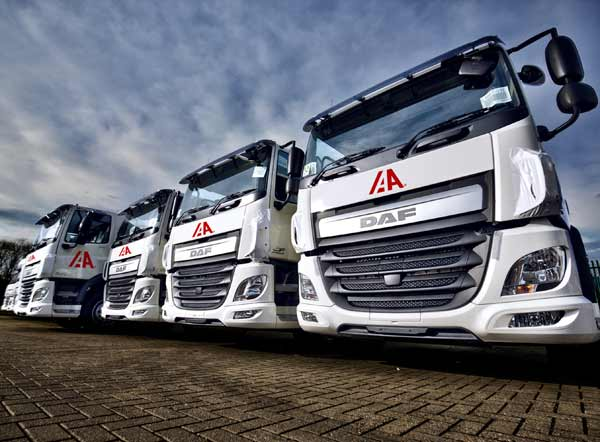 IAA Delivery Service™ Expands in the UK feat