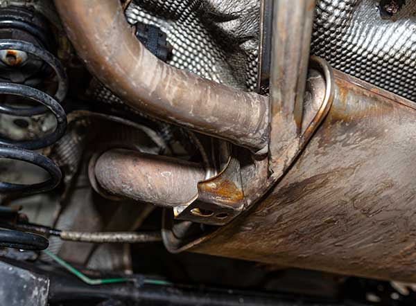 In Nationwide crackdown, police forces recover more than 1000 stolen catalytic converters f