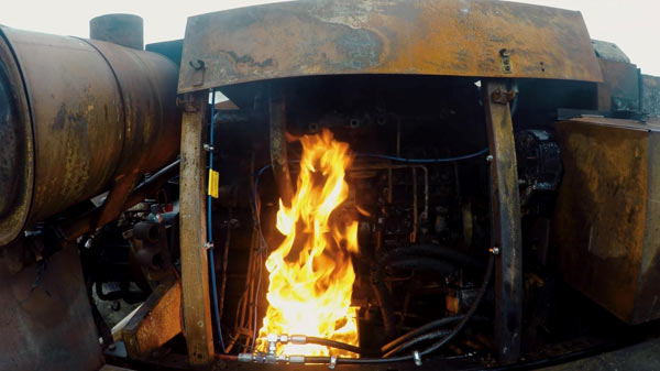 Suppression systems could save lives, combines and this year's harvest, says NFU Mutual p four
