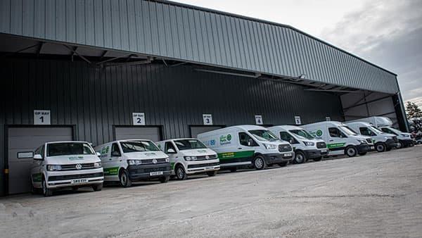 Ageas' green parts programme proving a success p
