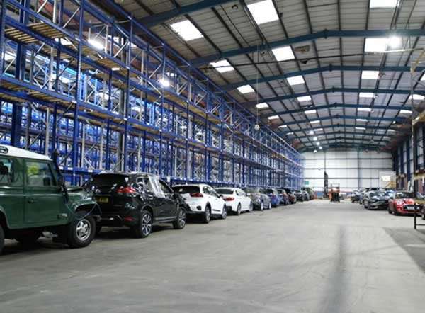 Hills Group continues ambitious growth plans with £10 million investment in their warehousing and infrastructure programme for Green Parts distribution f