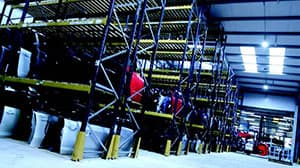 Hills Group continues ambitious growth plans with £10 million investment in their warehousing and infrastructure programme for Green Parts distribution p three