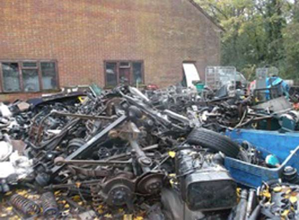 Norfolk man guilty of illegal waste operation feat