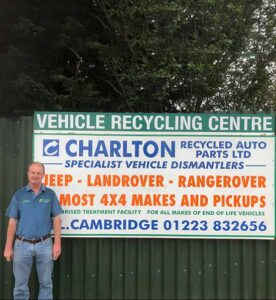Charlton Recycled Autoparts - 50 years in business f one re
