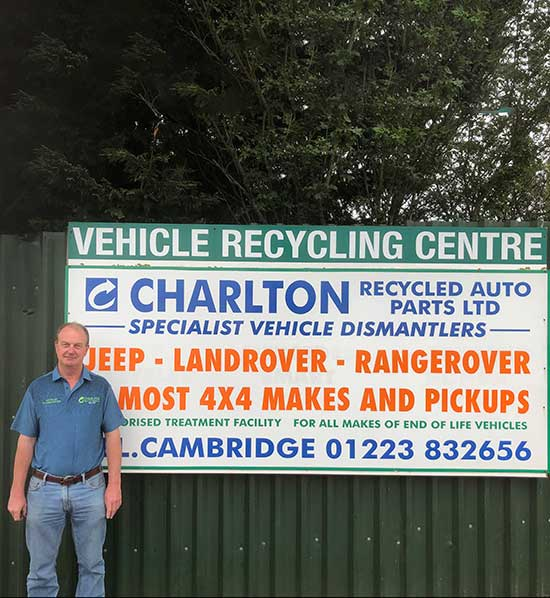 Charlton Recycled Autoparts Ltd – 50 Years In Business