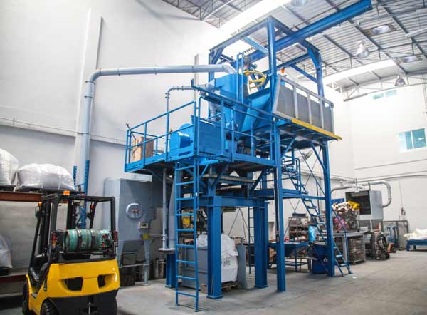 Ecotrade Group - Investing for success in CAT recycling p one