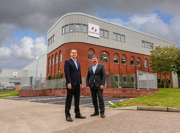 Extended Bunting-Redditch facility officially opened feat