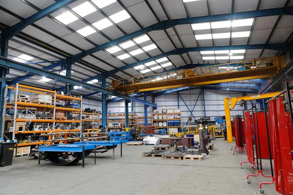 Extended Bunting-Redditch facility officially opened p two