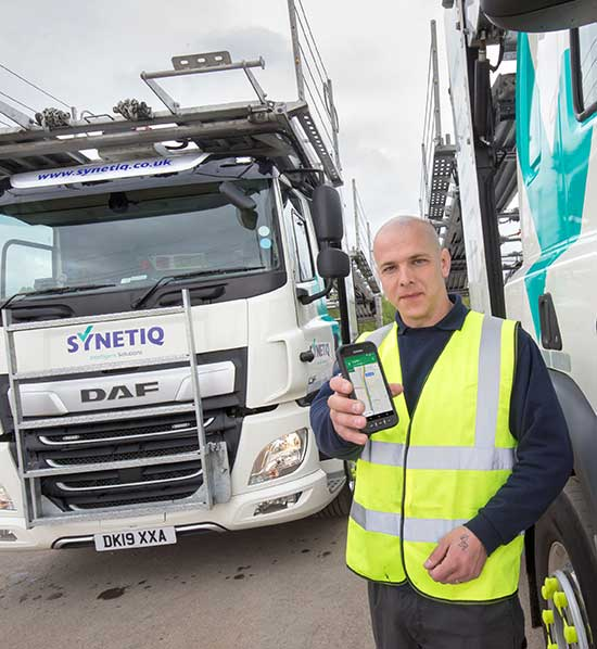 SYNETIQ invests in new technology to reduce carbon footprint