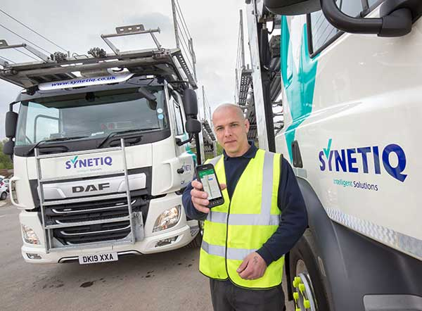 SYNETIQ invests in new technology to reduce carbon footprint f