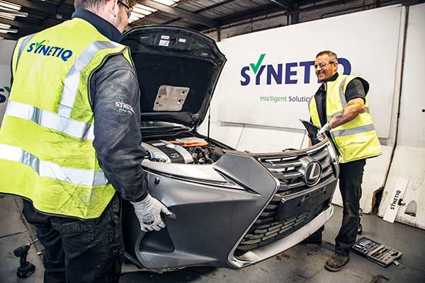 SYNETIQ joins the SMMT p one