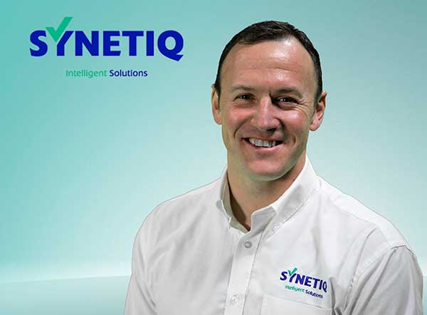 SYNETIQ marks World Environment Day by unveiling latest EV delivery van t rumboll
