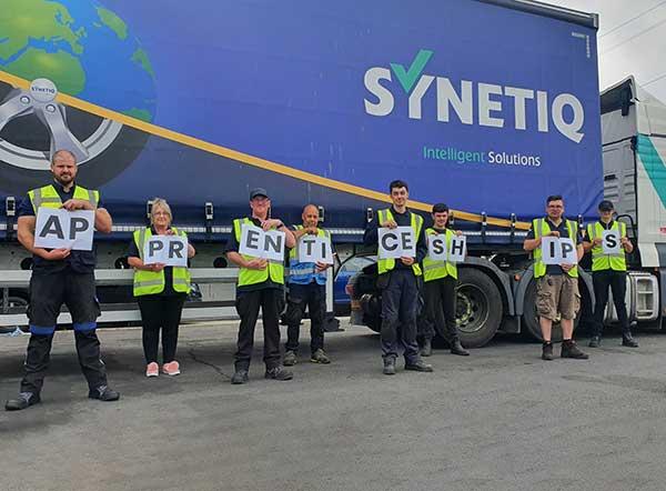 SYNETIQ drives industry-first apprenticeship scheme f