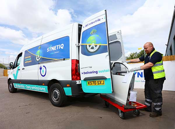 SYNETIQ joins the BVRLA as it continues its mission to lower emissions f