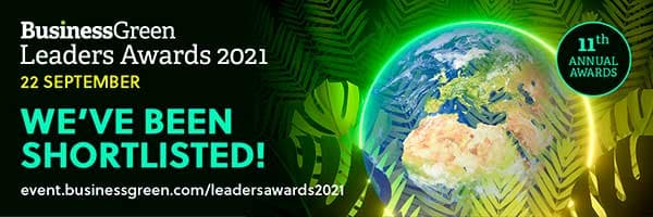 SYNETIQ shortlisted for two awards in the BusinessGreen Leaders Awards p one
