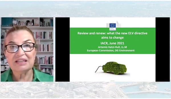 What the new ELV Directive aims to change p